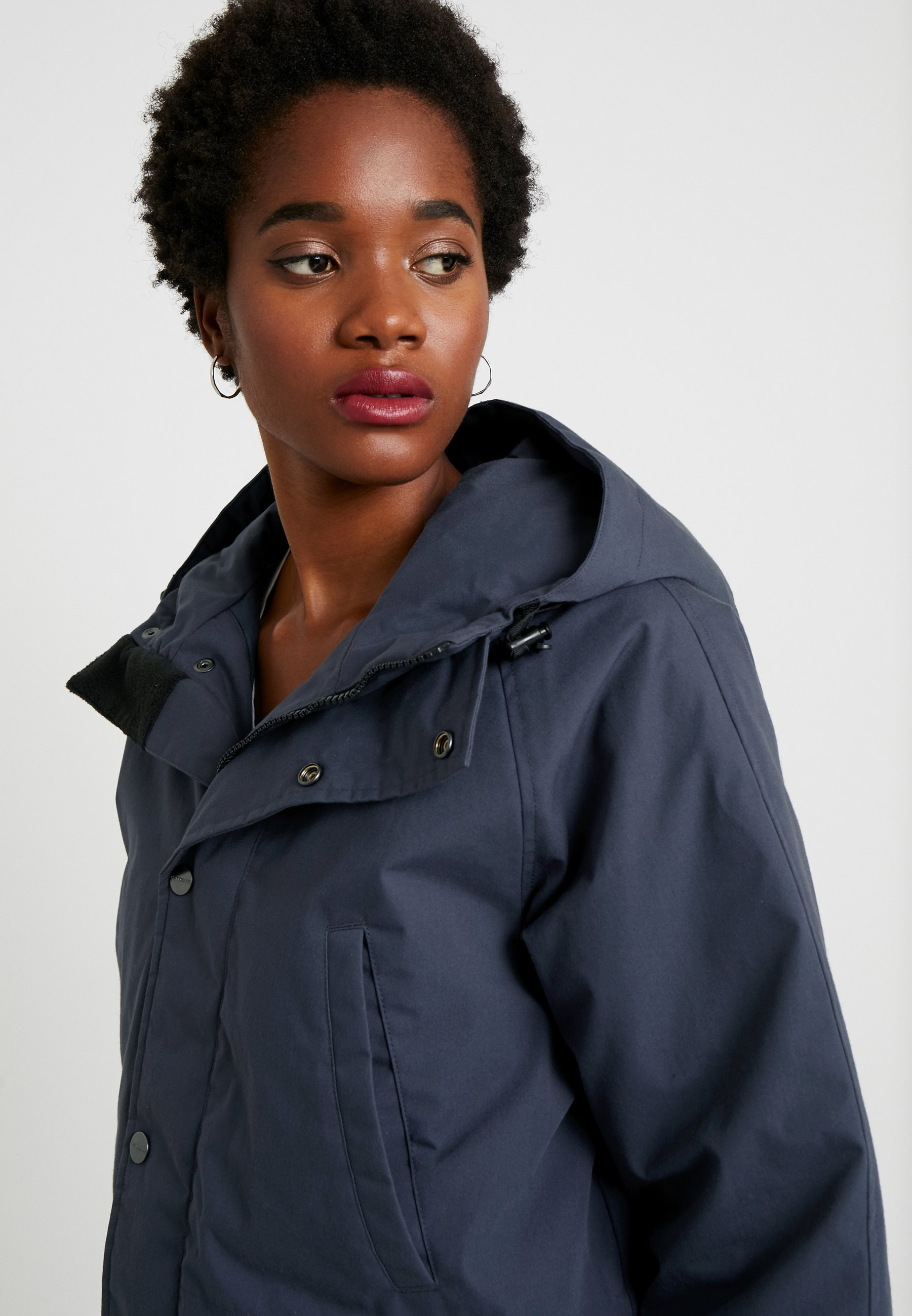 Carhartt WIP TROPPER - Płaszcz zimowy - blue