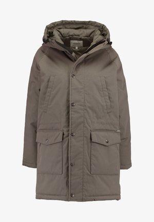 TROPPER  - Zimní kabát - moor