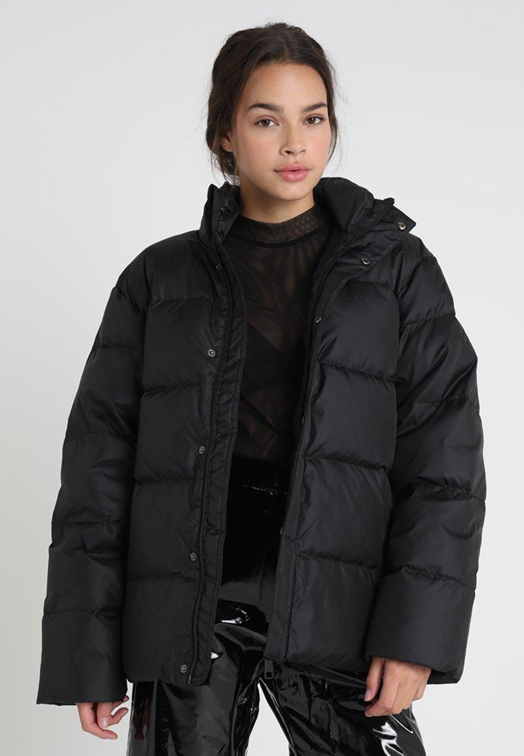 Carhartt WIP - DEMING JACKET - Down jacket - black
