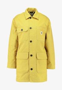 Carhartt WIP - GREAT MENSON COAT - Mantel - dark yellow - 4
