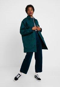 Carhartt WIP - GREAT MENSON COAT - Classic coat - duck blue - 1