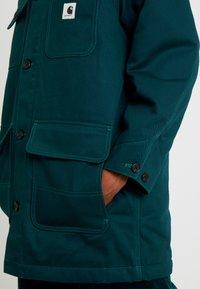 Carhartt WIP - GREAT MENSON COAT - Classic coat - duck blue - 4