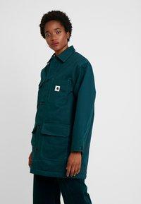 Carhartt WIP - GREAT MENSON COAT - Classic coat - duck blue - 0
