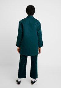 Carhartt WIP - GREAT MENSON COAT - Classic coat - duck blue - 2