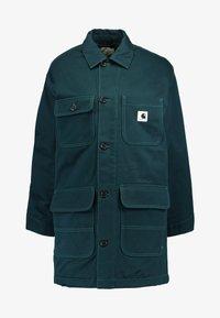 Carhartt WIP - GREAT MENSON COAT - Classic coat - duck blue - 3