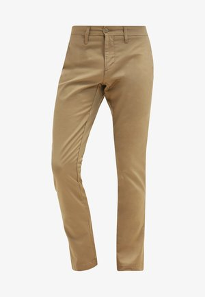 SID LAMAR - Chino kalhoty - sand