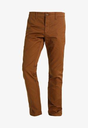 SID LAMAR - Chino kalhoty - hamilton brown rinsed