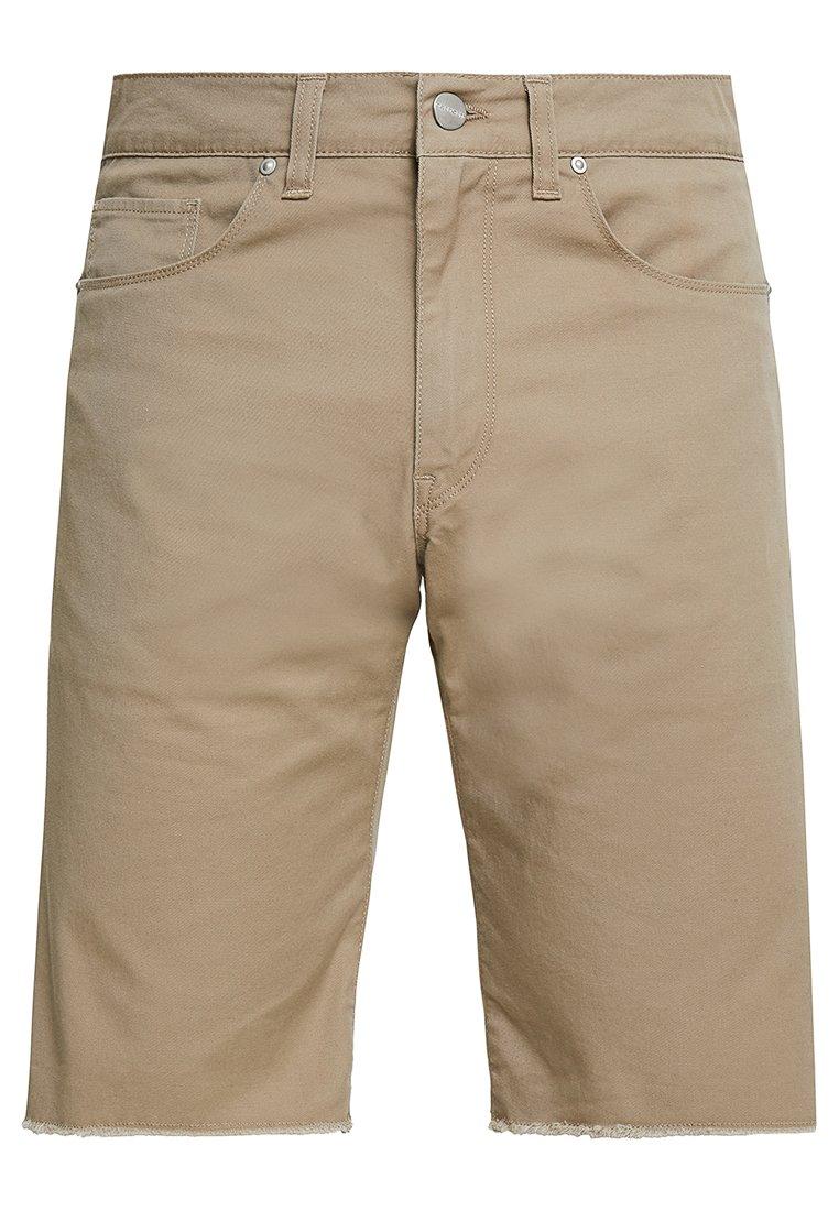 Carhartt WIP SWELL WICHITA - Short - leather rinsed