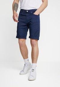 Carhartt WIP - SWELL WICHITA - Shorts - blue rinsed - 0