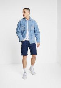 Carhartt WIP - SWELL WICHITA - Shorts - blue rinsed - 1