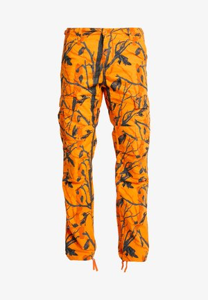 AVIATION PANT COLUMBIA - Pantalones cargo - orange rinsed