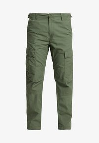 Carhartt WIP - AVIATION PANT COLUMBIA - Cargobyxor - dollar green rinsed - 5