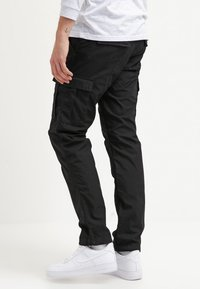 Carhartt WIP - AVIATION PANT COLUMBIA - Cargo trousers - black rinsed - 2