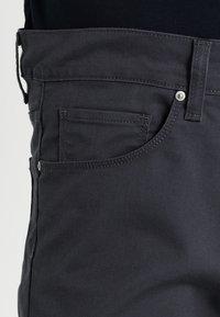 Carhartt WIP - VICIOUS PANT LAMAR - Pantalon classique - blacksmith rinsed - 3