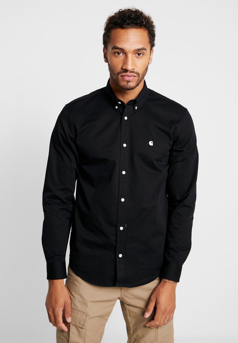 Carhartt WIP - MADISON - Skjorte - black