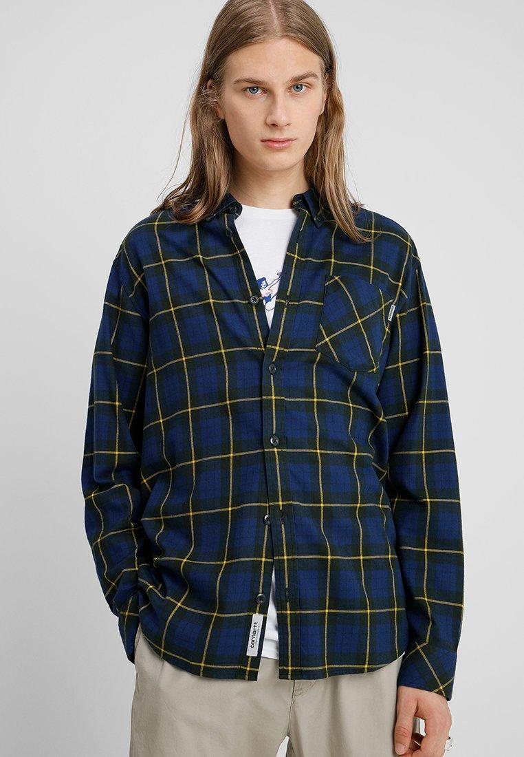 Carhartt WIP - SWAIN - Overhemd - blue
