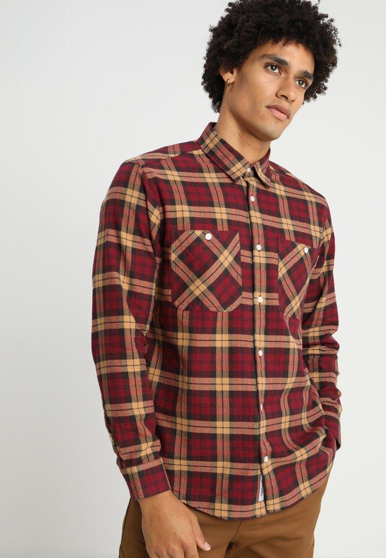 Carhartt WIP - SLOMAN  - Skjorte - mulberry/fawn