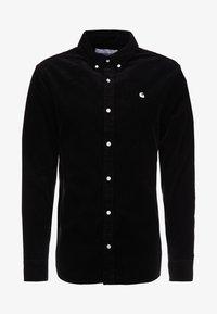 Carhartt WIP - MADISON SHIRT - Skjorter - black - 4