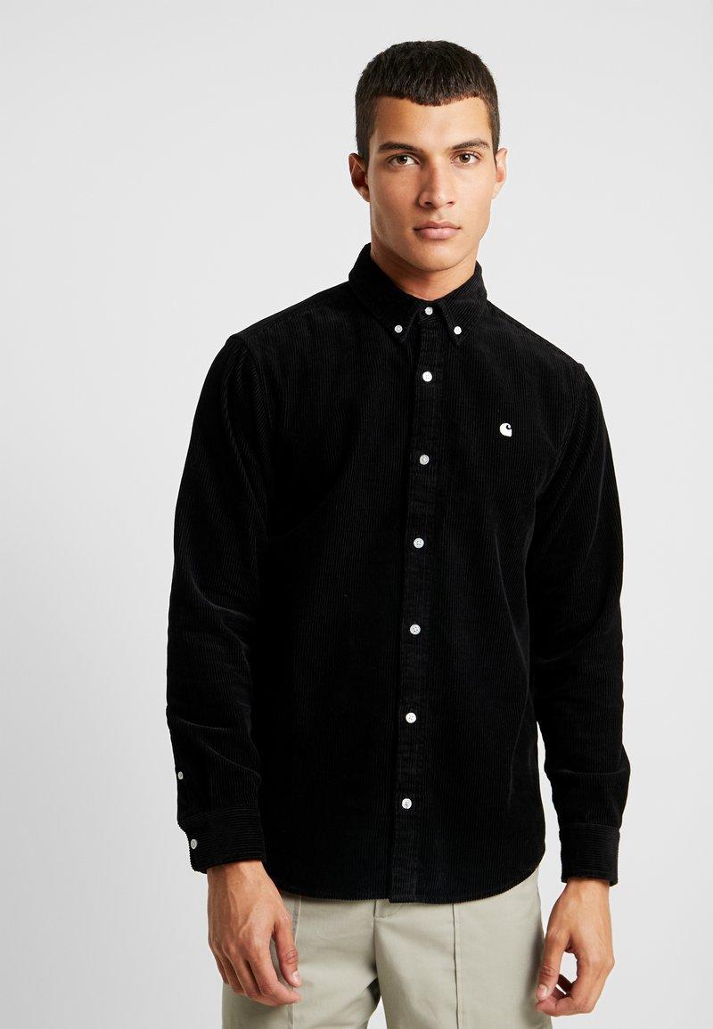 Carhartt WIP - MADISON SHIRT - Skjorte - black