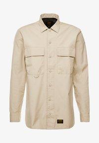 Carhartt WIP - LAXFORD SHIRT - Camisa - wall rinsed - 4