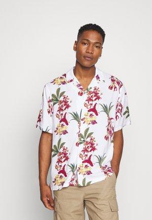 HAWAIIAN FLORAL - Košile - white