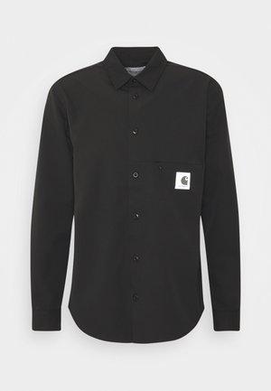 COPEMAN - Hemd - black