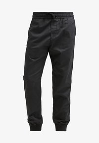 Carhartt WIP - MADISON JOGGER TRABUCO - Trousers - black rinsed - 6