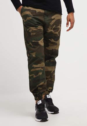 MARSHALL COLUMBIA - Pantalon classique - dark green