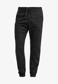 Carhartt WIP - MARSHALL COLUMBIA - Pantalon classique - black rinsed - 6