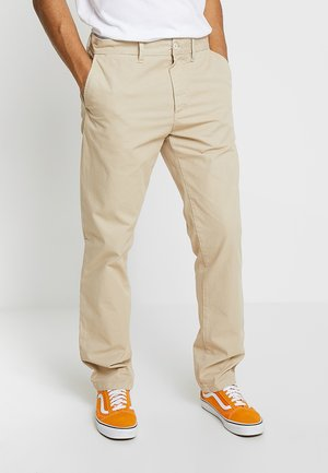 JOHNSON - Pantalones chinos - wall