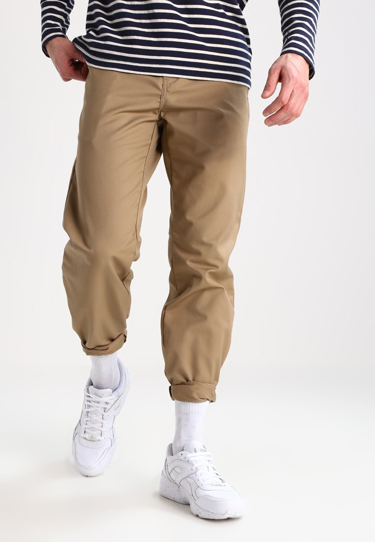 Carhartt WIP - STATION DUNMORE - Chinos - leather rinsed