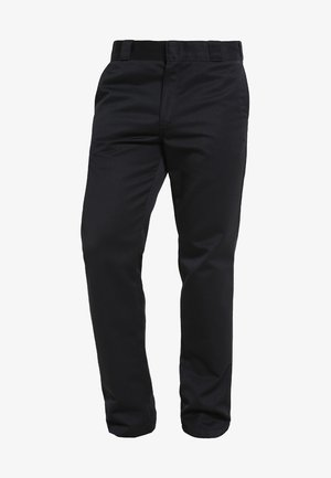 MASTER DENISON - Chino - black rinsed