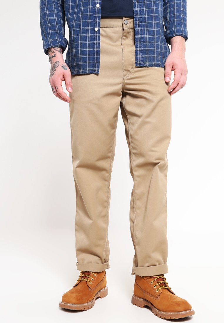Carhartt WIP - SIMPLE DENISON - Stoffhose - sand