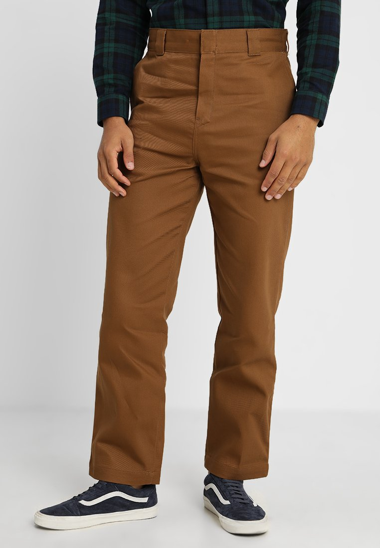 Carhartt WIP - CRAFT PANT GRIFFITH - Chino - hamilton brown rigid