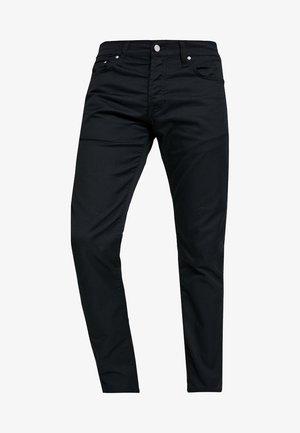 KLONDIKE PANT LAMAR - Trousers - black rinsed