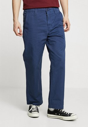 DALLAS PANT - Stoffhose - blue stone washed