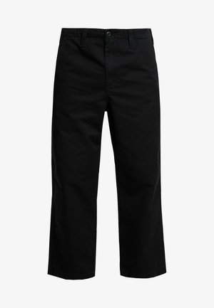 DALLAS PANT - Pantalones - black stone washed