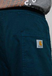 Carhartt WIP - LAWTON PANT VESTAL - Kalhoty - duck blue - 4