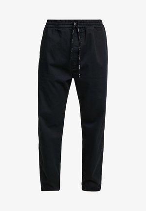 LAWTON PANT VESTAL - Bukser - black