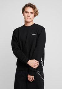 Carhartt WIP - SENNA  - Sweatshirt - black - 0