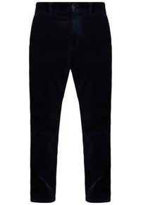 Carhartt WIP - MENSON PANT - Kalhoty - dark navy rinsed - 0