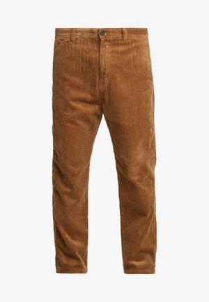 MENSON PANT - Broek - hamilton brown