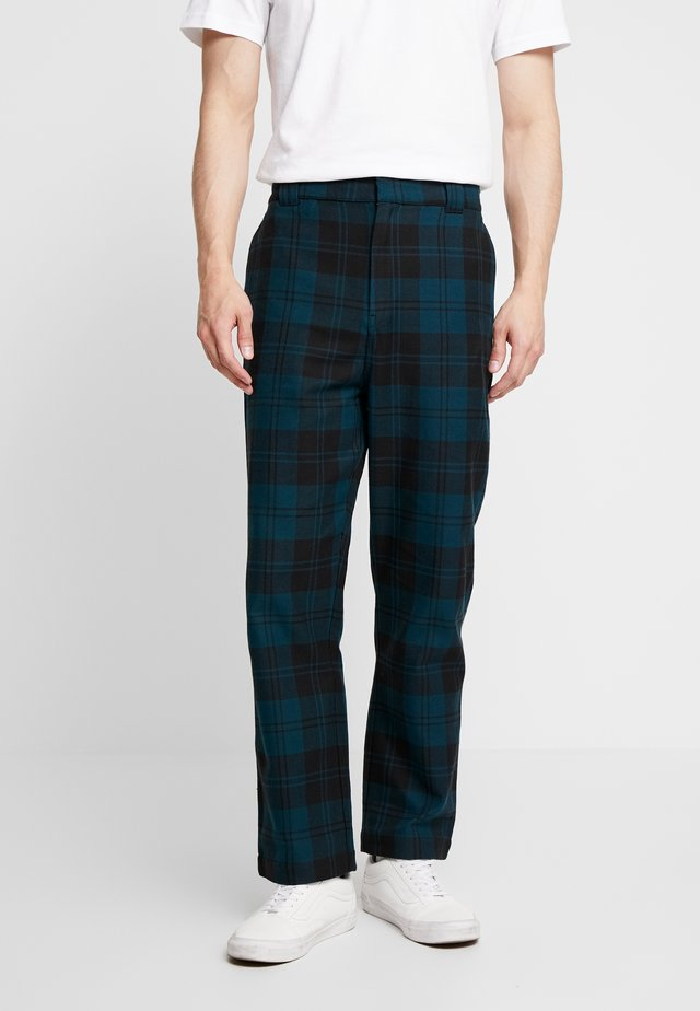 PULFORD PANT - Trousers - duck blue