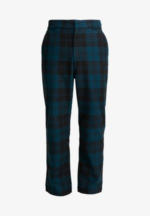 PULFORD PANT - Stoffhose - duck blue