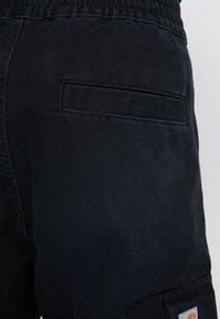 Carhartt WIP - KEYTON PANT - Cargobyxor - black aged - 6