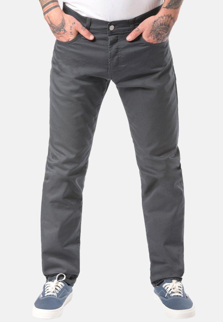 Carhartt WIP - CARHARTT WIP KLONDIKE JEANS - Straight leg jeans - black