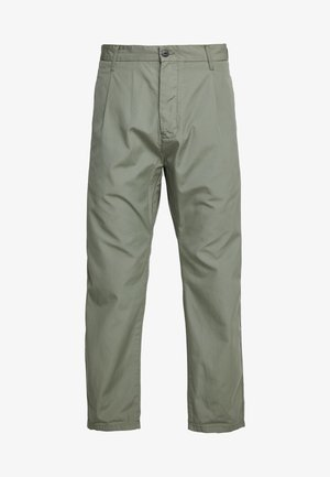 GERALD  - Chino kalhoty - dollar green rinsed
