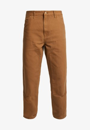 DOUBLE KNEE PANT DEARBORN - Cargobyxor - hamilton brown rinsed