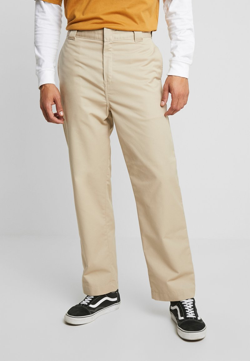 Carhartt WIP - PANT DUNMORE - Chinos - wall rinsed