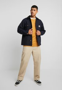 Carhartt WIP - PANT DUNMORE - Chinos - wall rinsed - 1